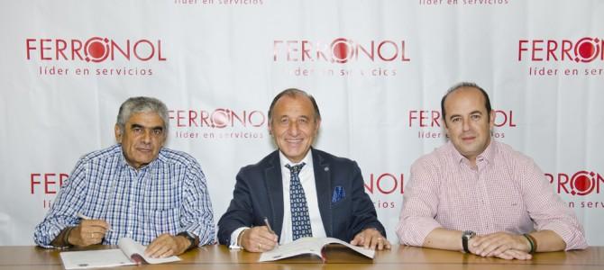 FERRONOL también colaborará con la Coronación