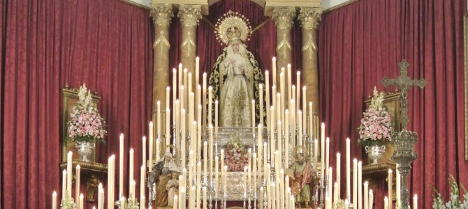 Nuestra Madre y Señora de los Dolores será Coronada Canónicamente D.M. el 19 de septiembre de 2015