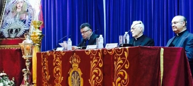 """El Cardenal Amigo desgrana los valores de la Semana Santa """"que es vivida durante todo el año"""""""
