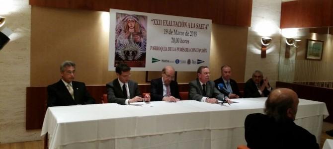 Presentada la XXII Edición de la Exaltación a la Saeta de Huelva