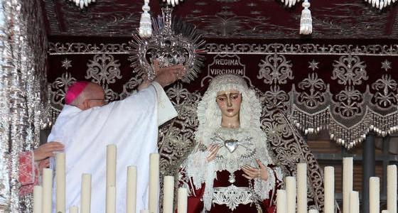 Nuestra Madre y Señora de los Dolores Coronada