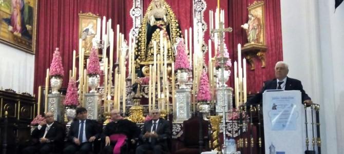 Otorgada la Medalla de Oro a D. Jose Maria Segovia