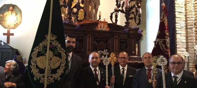 Extraordinaria de Nuestro Padre Jesús Atado a la Columna en Hinojos