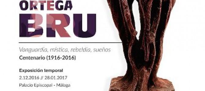 """Exposición """"Ortega Bru: Vanguardia, mística, rebeldía, sueños"""""""