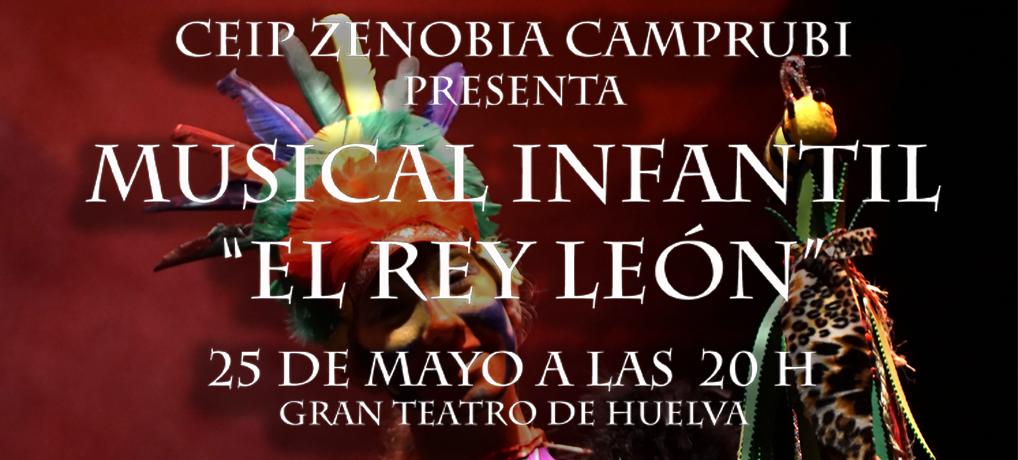 """Musical Infantil """"El Rey Leon"""""""