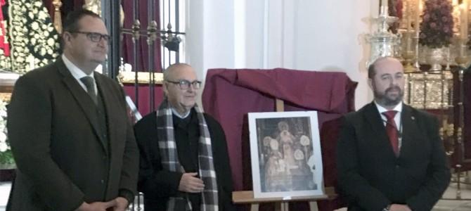 Cartel y Actos del 50 Aniversario de la bendición de la imagen de Ntra. Madre y Sra. de los Dolores Coronada