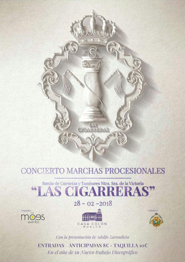 Concierto Cigarreras