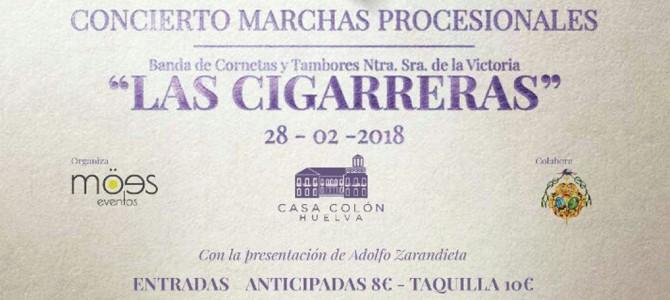 """Concierto de """"Las Cigarreras"""""""