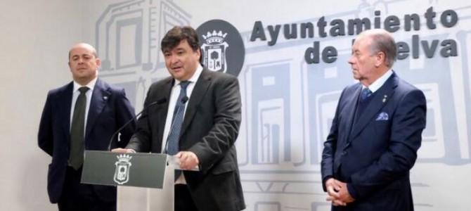 Agradecimiento al Ayuntamiento de Huelva