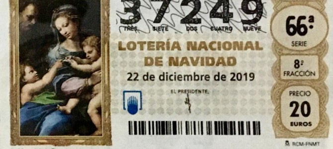 Lotería de Navidad Nº 37.249